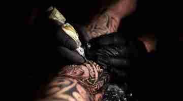 Tinta Rebelde Tattoo